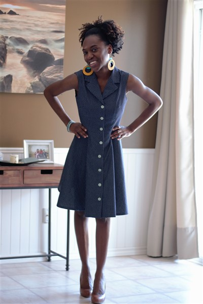 Shirtdress McCall's 6891