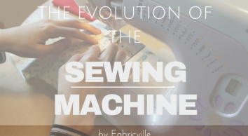 Fabricville evolution sewing machine