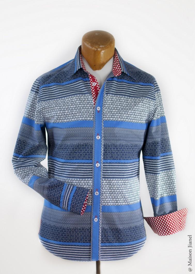 Chemise pour l'homme moderne