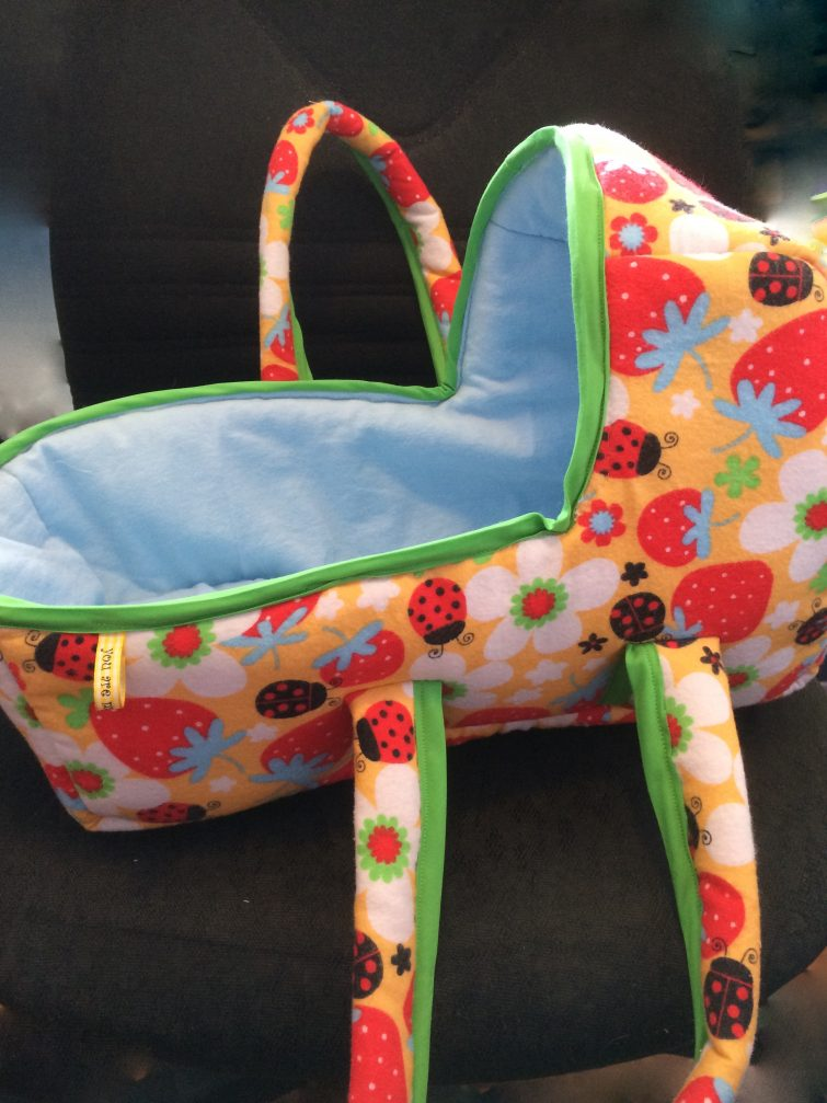 Doll Bassinet/basket