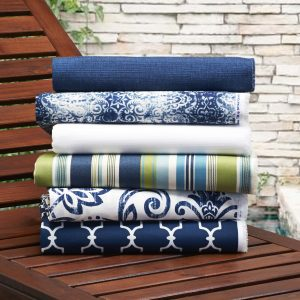 choosing the optimal fabric for patio furniture