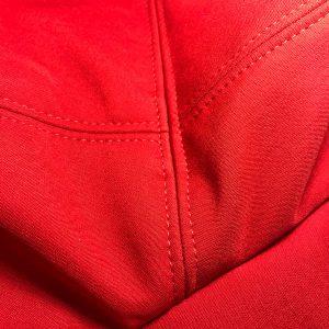 matching shoulder seams
